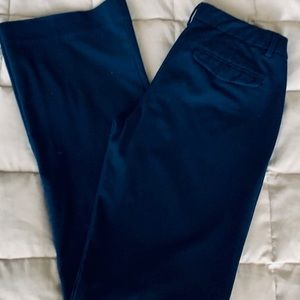 GAP Modern Bootcut Pants, Navy, size 2 Long